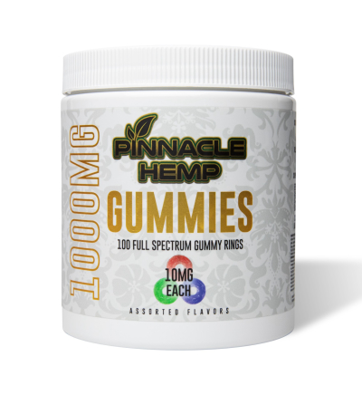 Pinnacle Full Spectrum Gummies