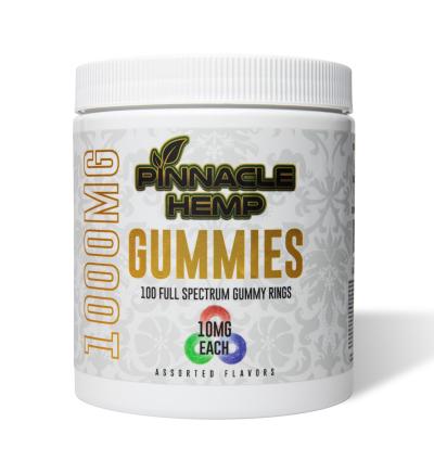 Pinnacle Full Spectrum Gummies