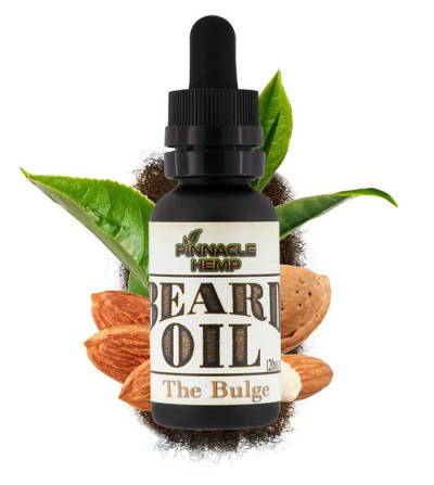 Pinnacle CBD Beard Oil 120mg 30ml