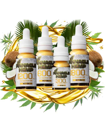 Pinnacle CBD Tincture