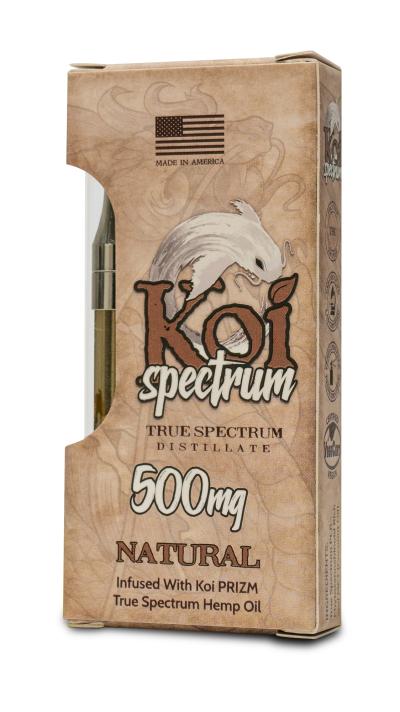 Koi Spectrum Cartridge 500mg