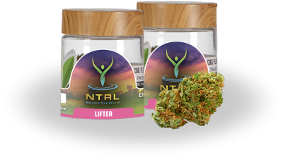 NTRL CBD Hemp Flower