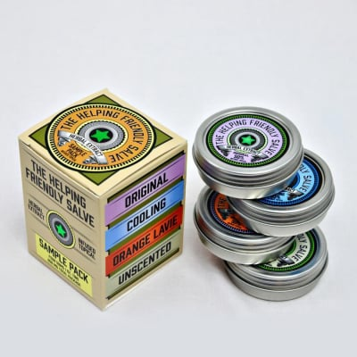 The Helping Friendly Salve Combo Pack