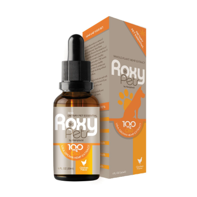 Roxy CBD Tincture For Pets