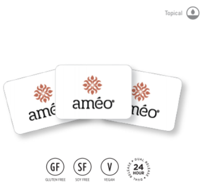 Ameo Entune Transdermal CBD Patch