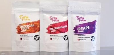 Funky Farms CBD Gummies