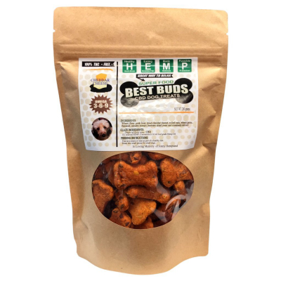 H.E.M.P CBD Dog Treats