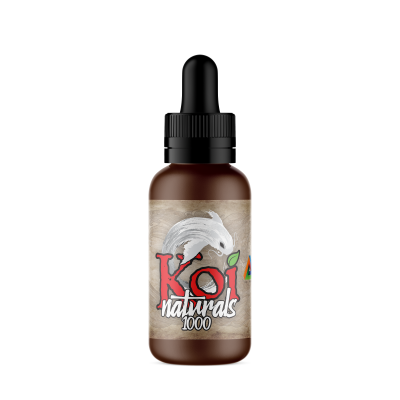 Koi Naturals Strawberry Tincture 30ml