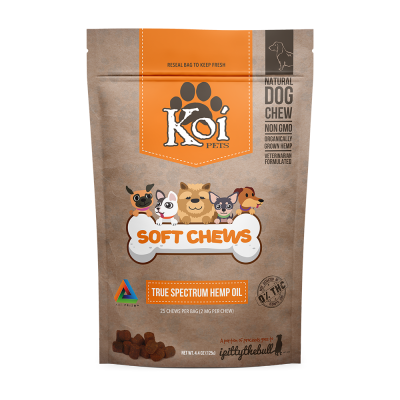 Koi K9 Soft Chews 50mg