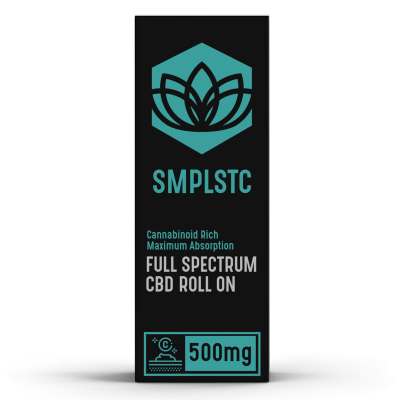 Full Spectrum CBD Roll On with Menthol