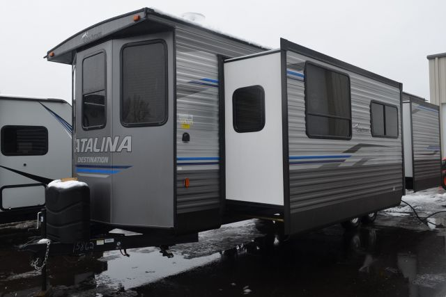 2019 Catalina Destination 33FKDS
