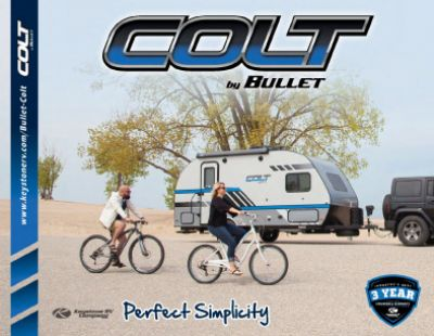 2019 Keystone Colt RV Brochure Cover