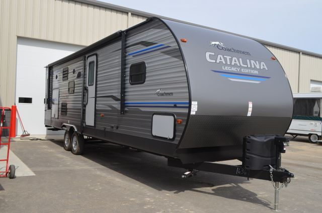 2020 Catalina Legacy Edition 293RLDS