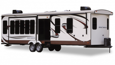 Sierra Destination RVs