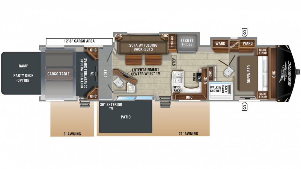 2019 Seismic 4113 Floor Plan Img