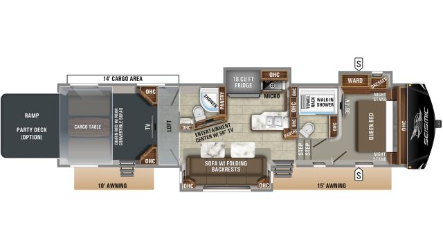 2019 Seismic 4114 Floor Plan