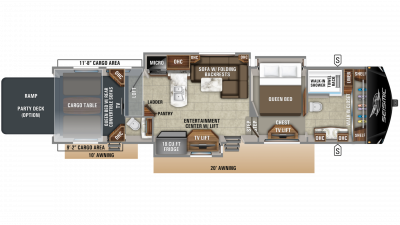 2019 Seismic 4250 Floor Plan Img