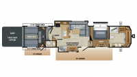 2019 Seismic 4250 Floor Plan