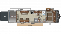 2019 Talon 320T Floor Plan