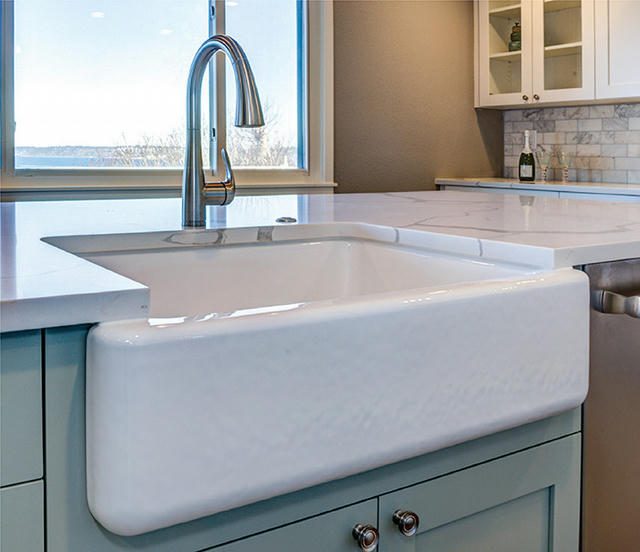 How To Install An Apron Farm Sink