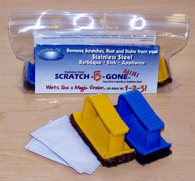 Scratch-B-Gone Home Kit