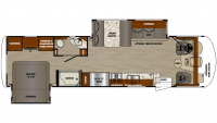 2020 Georgetown 5 Series 31R Floor Plan