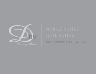 2017 DRV Suites Elite Suites RV Brand Brochure Cover