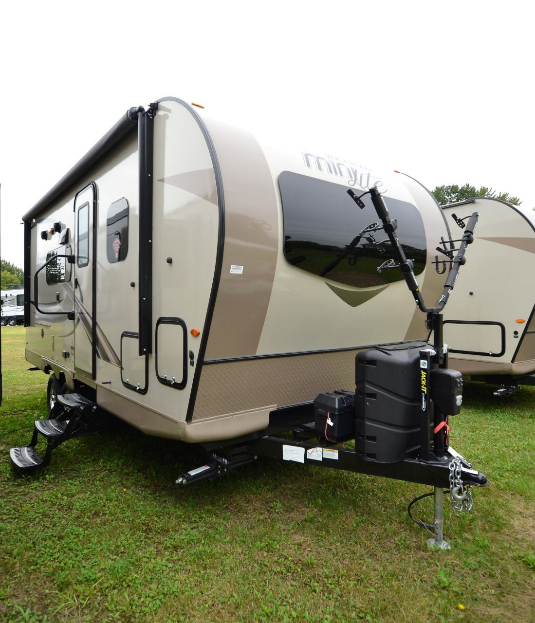 2019 Rockwood Mini Lite 2104S