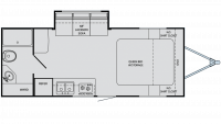 2010 Edge M21 Floor Plan