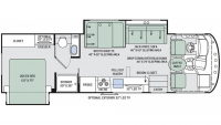 2016 ACE 30.1 Floor Plan