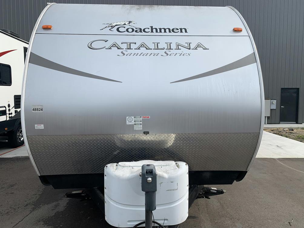 2013 Catalina 292QBCK