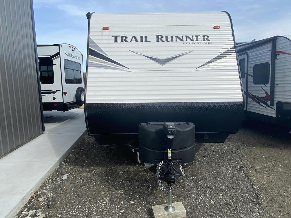 2021 Trail Runner 272RBS