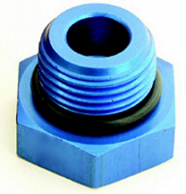 #10 O-Ring Boss Plug