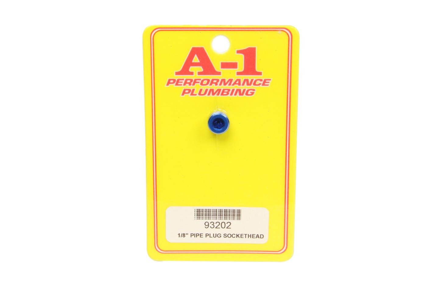 1/8in Pipe Plug