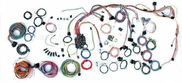 69 Camaro Wire Harness System