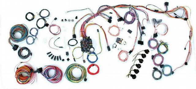 69-72 Nova Wire Harness System