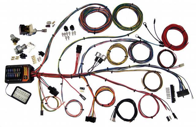New Builder 19 Series Wiring Kit