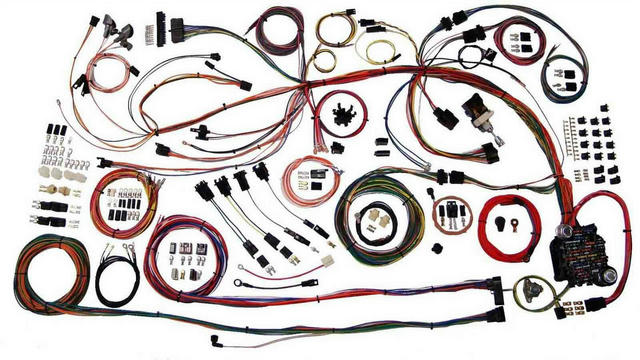 68-69 Chevelle Wiring Harness