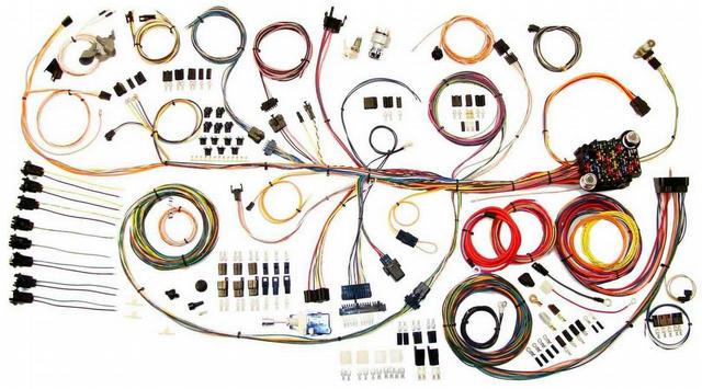 64-67 GTO Wiring Harness
