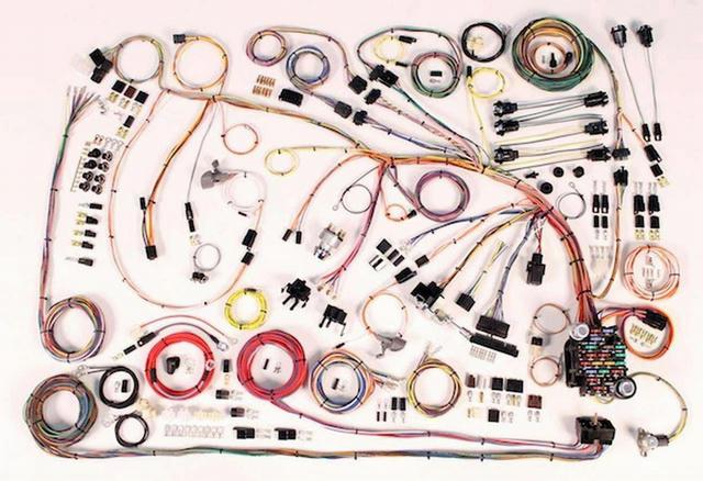 66-68 Chevy Impala Wiring kit