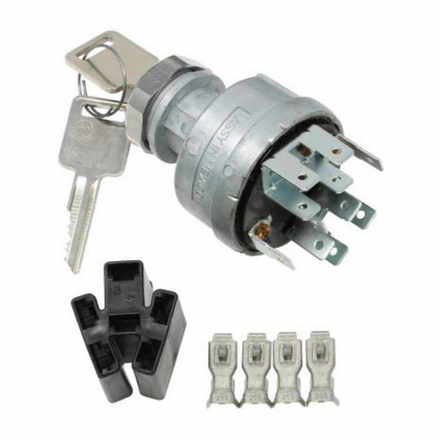 HD Blade Type Ignition Switch w/Terminals