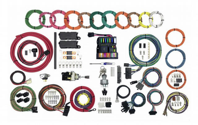 Highway 15 Plus Wiring Kit