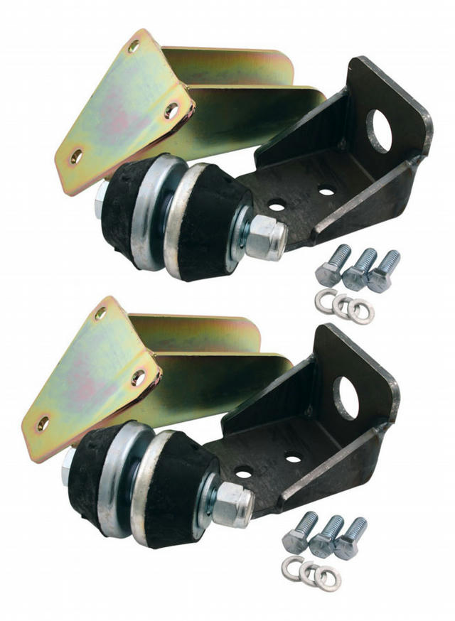 87-2000 Wrangler SBC Motor Mounts