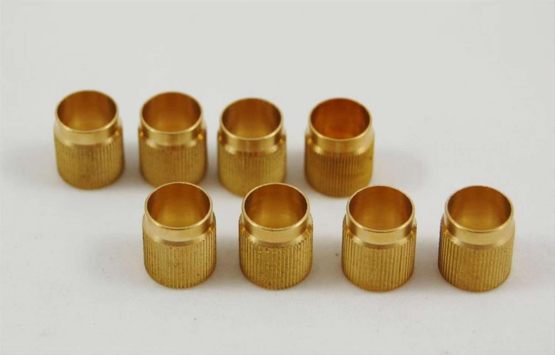 Bronze Throttle Shaft Bushings (8)