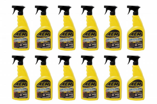 Air Filter Cleaner Trigg er Sprayer Case 12x32 Oz