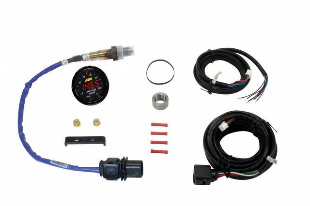 X-Series Wideband UEGO AFR Sensor Gauge