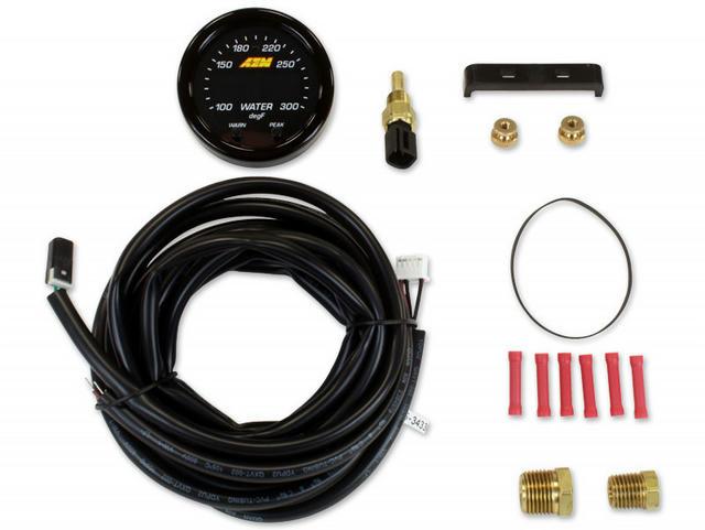 X-Series Temperature Gauge 100-300F