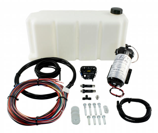 Water/Methanol Injection Kit 5 Gallon
