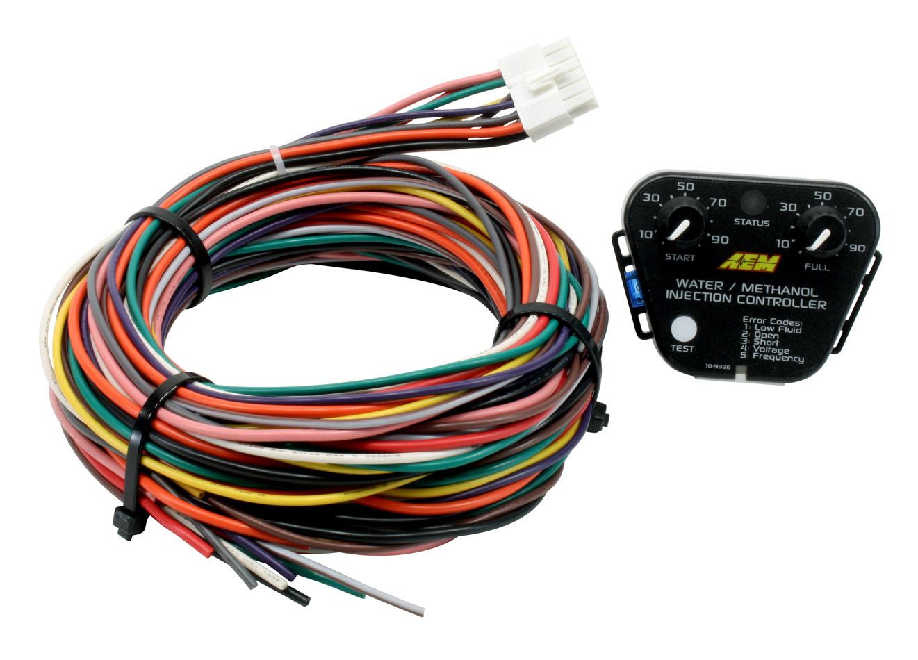 V2 Water/Methanol Multi Input Controller Kit- 0-