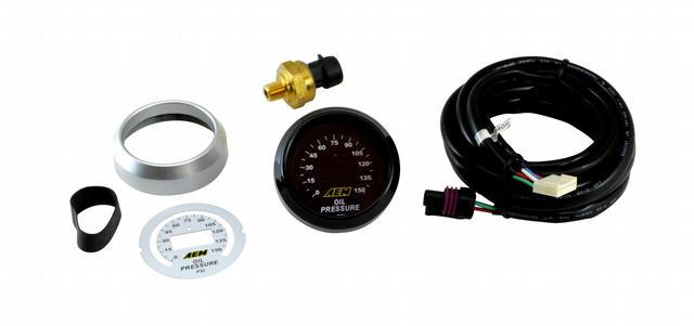 Oil Pressure Digital Gauge